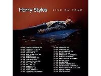 Harry Styles Dublin Gig - Excellent Seats below face value £55.00 each