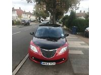 Chrysler Ypsilon BLACK AND RED 2012 on a 62 plate 16,000miles. *****£2695.00 call 07973255062