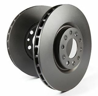 D7262 EBC Standard Brake Discs Rear (PAIR) for CADILLAC SRX