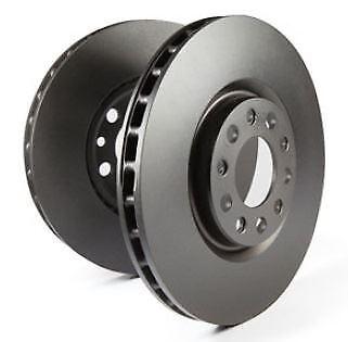 D811 EBC Standard Brake Discs Rear (PAIR) for AUDI A4