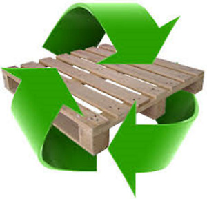 """FREE 40"""" x 48"""" Standard Wooden Pallets/Skids Removal"""
