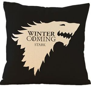 Brand New- Game of Thrones Decorative Pillow Covers Sarnia Sarnia Area image 7
