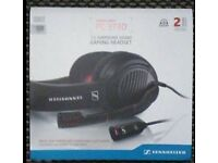 Sennheiser's PC 373D Gaming Headset