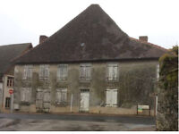 Village house for sale Limousin France