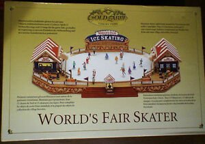 World Fair Skater display, mint never ourof box Belleville Belleville Area image 1
