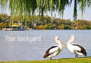 5 ACRES ZONED RESIDENTIAL Plans for 18 blocks Near RIVER MURRAY Mannum Mid Murray Preview
