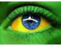 Brazilian Portuguese lessons