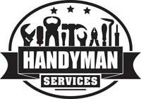 AVAILABLE HANDYMAN,  MINOR PLUMBING AND ALL CARPERTRY JOBS.