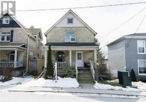 4 bedroom brick 2 storey is currently rented at $1000/mo Plus