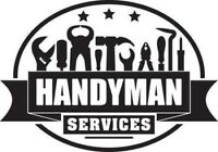 GTA's Handyman Services available today !
