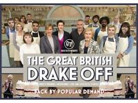 The Great British Drake Off - Back By Popular Demand