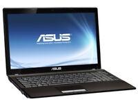 Asus K53Z Quad Core/8GB/500GB/Radeon/Windows 10/very good condition