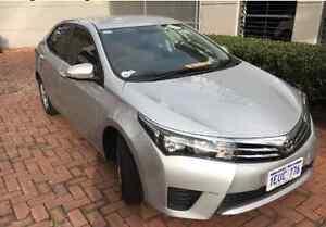2014 Toyota Corolla Sedan **12 MONTH WARRANTY** West Perth Perth City Area Preview