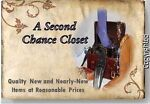 A Second Chance Closet