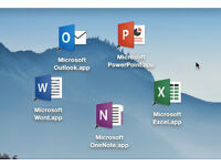 MICROSOFT OFFICE SUITE 2016 f or MAC