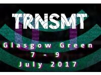 2x TRNSMT FESTIVAL TICKETS (2 DAY SAT + SUN)