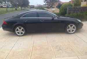 2007 Mercedes-Benz CLS500 Sedan **12 MONTH WARRANTY** West Perth Perth City Area Preview