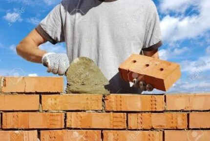 Wanted: Bricklayer