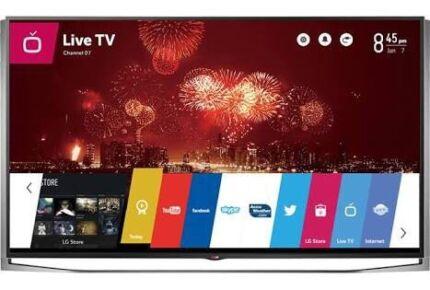 "79"" (200cm) 4K Ultra HD 3D 200Hz webOS Smart TV  Tenambit Maitland Area Preview"