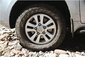 5x 265/60R18 in BRIDGESTONE DUELER D697 Hampton Park Casey Area Preview