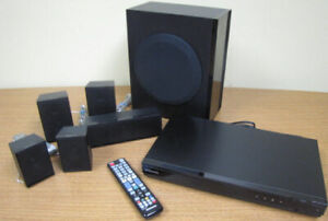 Samsung HT-D550 5.1 Channel Home Theater System
