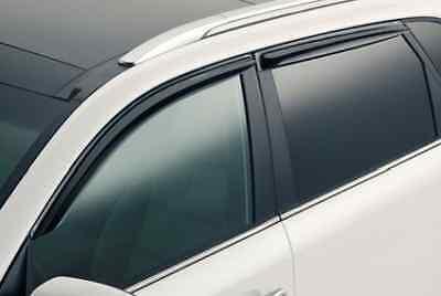 Kia Sorento 2013 2014 New Model Oem Sport Window Visors 1U022 Adu01