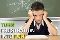 Math and Science Tutor for Grade 1 to Grade 12, cell 4036672868