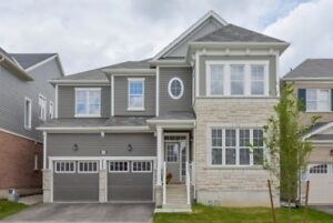 5 Bedroom Detached Home for Lease in Kitchener