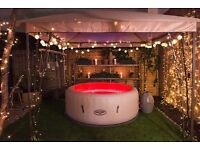 Hot Tub Hire starting from just £30 a night in Bristol