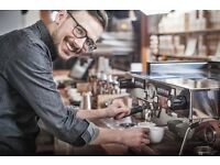 Full Time and Part time Barista wanted