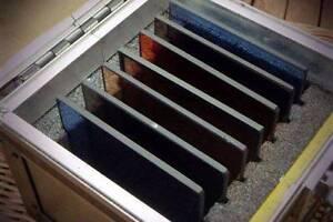 SET of 7 TIFFEN 4x4 Filters in CUSTOM Hard-case... Price SLASHED Fremantle Fremantle Area Preview