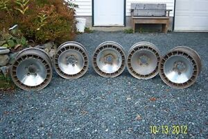 I have 5 silver anniversary  trans am rims