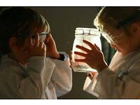 Mini Professors Science Classes for 2-5 years West Lancs