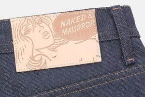 Naked & Famous Jeans / Mass Drop Collaboration
