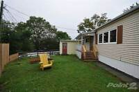 Homes for Sale in Tufts Cove, Dartmouth, Nova Scotia $49,900