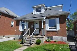 Homes for Sale in East Side, Owen Sound, Ontario $214,900