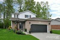Homes for Sale in Eby Crescent, New Hamburg, Ontario $426,900