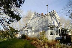 Homes for Sale in Annapolis Royal, Nova Scotia $399,000