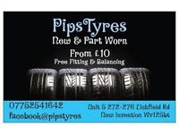 225-45-17 Brand New Budget Tyres