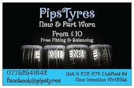 195-55-16 Brand New Budget Tyres