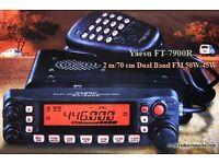 yaesu ft 7900 2/70 radio REDUCED £95 NO OFFERS