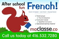 Bake & Learn French (French Immersion Students Gr.1-3) HIGH PARK