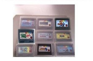 9 LOT SNK NEO GEO POCKET COLOR GAMES KING OF FIGHTERS +