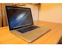 "MacBook Pro 15"" (2012) 500GB / 16GB RAM / Core i7 GREAT CONDITION"