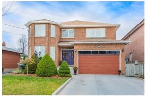 North York Sheppard&Bathurst home for lease