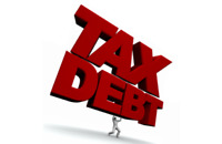 TAX DEBT...We can help you!