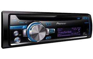 Pioneer DEH-X8600BT Bluetooth,USB AUX CD Mp3 AM FM