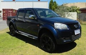 '12 Great Wall Dual Cab TurboDiesel 4x4 with NO DEPOSIT FINANCE!* O'Connor Fremantle Area Preview