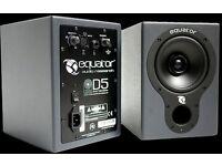 Amazing Equator D5 Active Studio Monitors