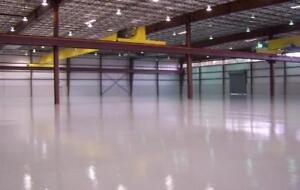 Industrial paint, construction and epoxy flooring